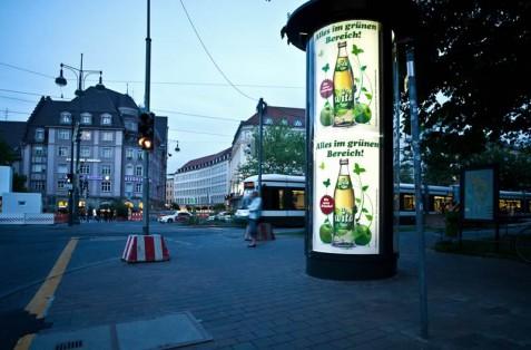 4 city light poster schiffmann aussenwerbung. Black Bedroom Furniture Sets. Home Design Ideas