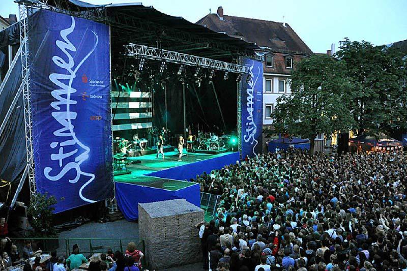 24. Stimmen Festival in Lörrach
