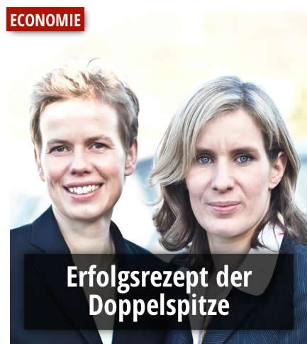 Eva und Vivian Schiffmann