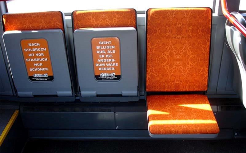 Seat Ads in Hamburg