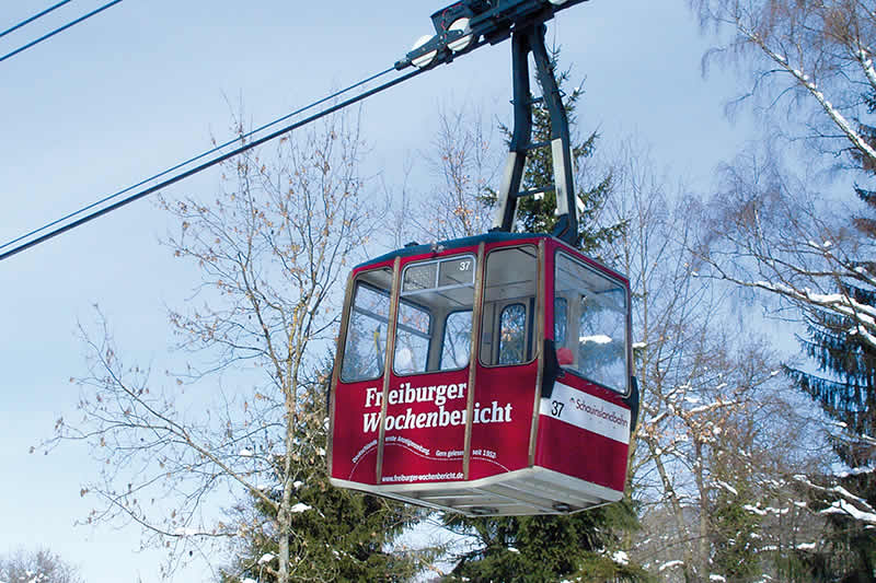 Freiburger Schauinslandbahn