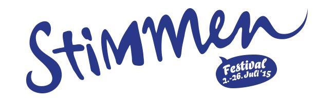 Logo Stimmen 2015