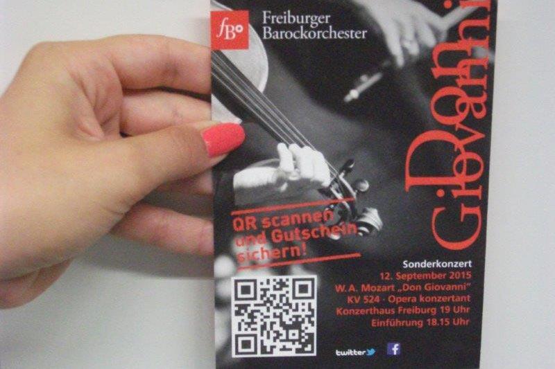 Schiffmann unterstützt Freiburger Barockorchester