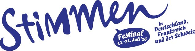 Logo des Stimmen Festivals 2016