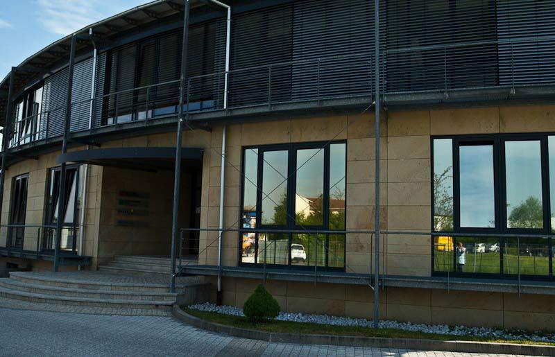 Gebäude in Augsburg