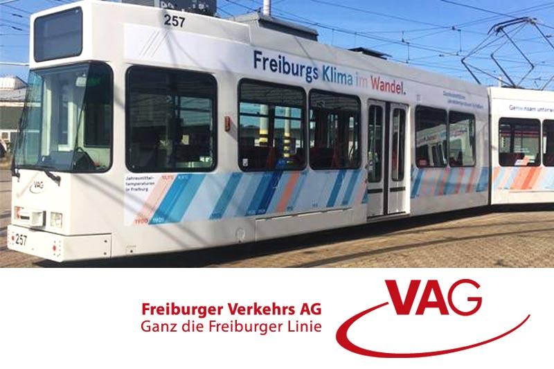 Klimastraßenbahn Freiburg – ein Statement zum Klimaschutz