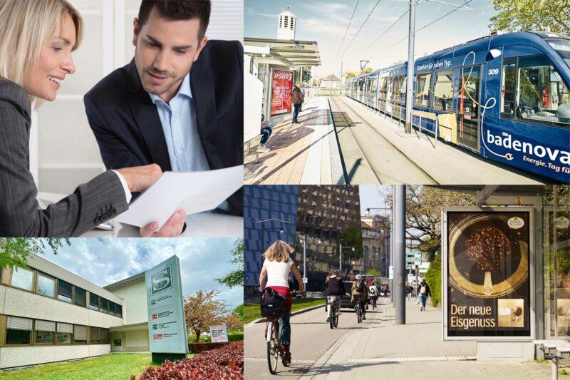 Stellenangebot Finanzbuchhaltung Freiburg bei namhaftem Unternehmen für Außenwerbung